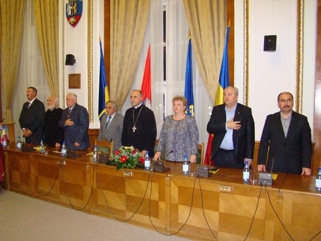 Comemorare la Primaria Oradea – 90 de ani de la moartea episcopului Demetriu Radu,