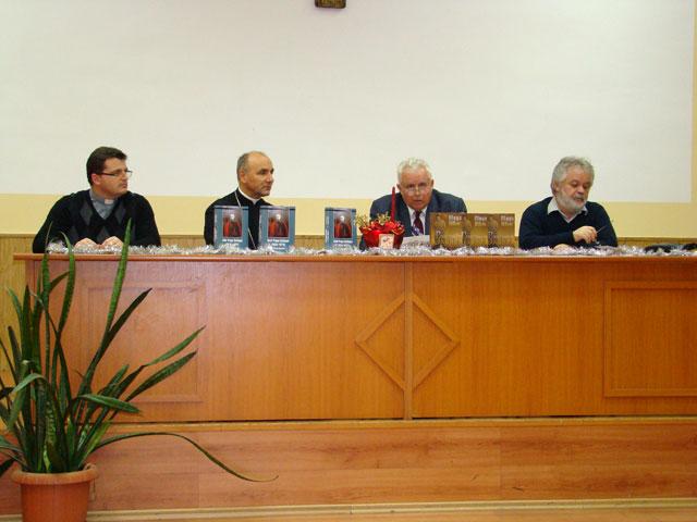 Lansare de carte la Seminarul Teologic din Oradea,
