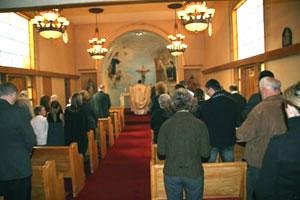 """""""Misiunea """"Sfântul Ioan Botezatorul"""" din Tustin, California la ceas aniversar"""","""