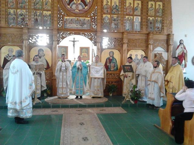 Hramul Bisericii din Beius,