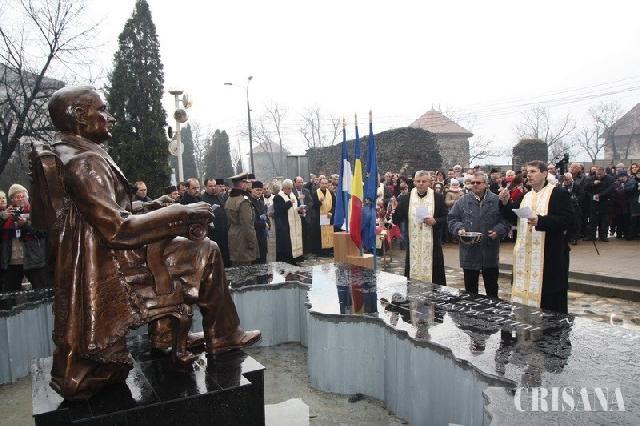 Ieri a fost inaugurat la Simleu Silvaniei – Memorialul Iuliu Maniu,