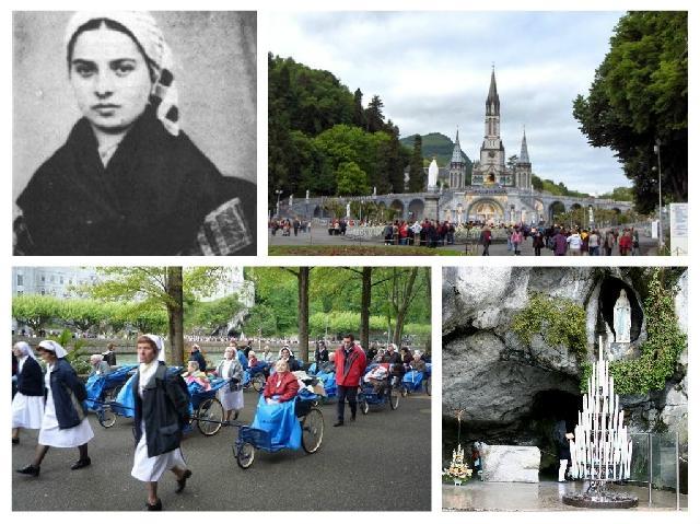 Comemorarea Aparitiilor Sfintei Fecioare de la Lourdes,