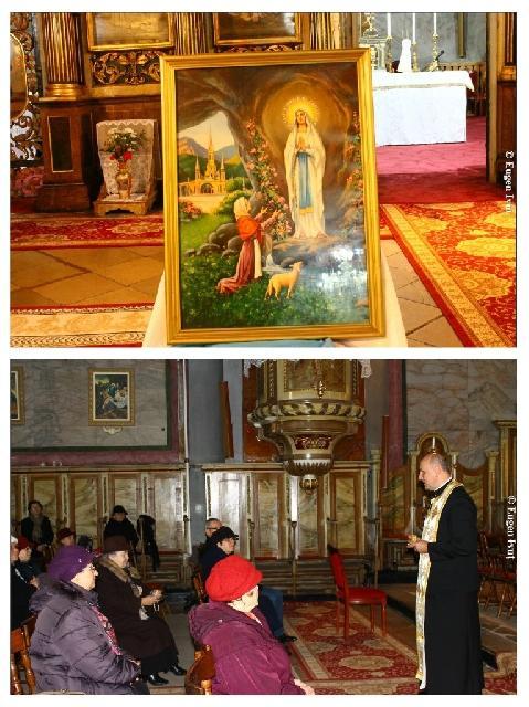 Reuniunea Mariana din Oradea în rugaciune,