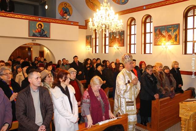 Sfânta Liturghie de Ziua Bolnavului,