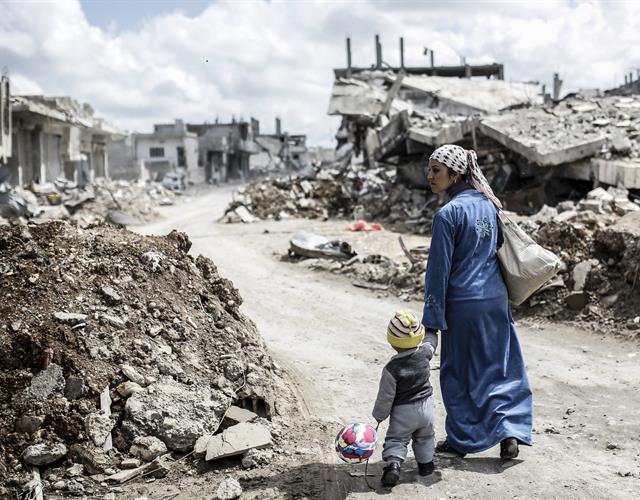 Colecta pentru Siria,
