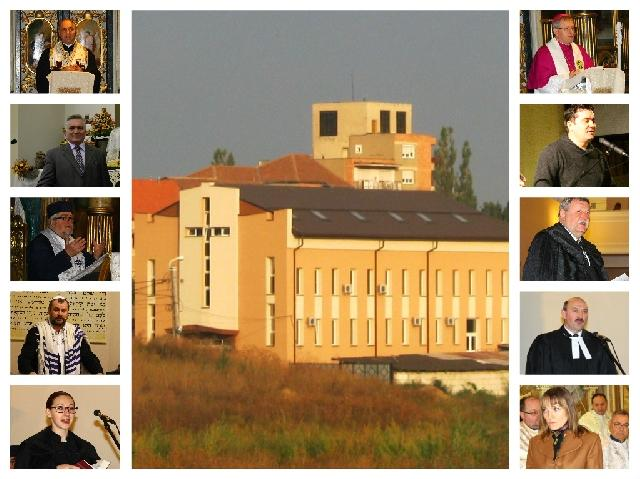 Întâlnirea reprezentantilor bisericilor din Oradea,
