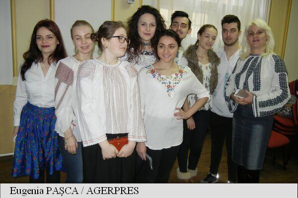 Ziua iei la Liceul Greco-Catolic din Oradea,