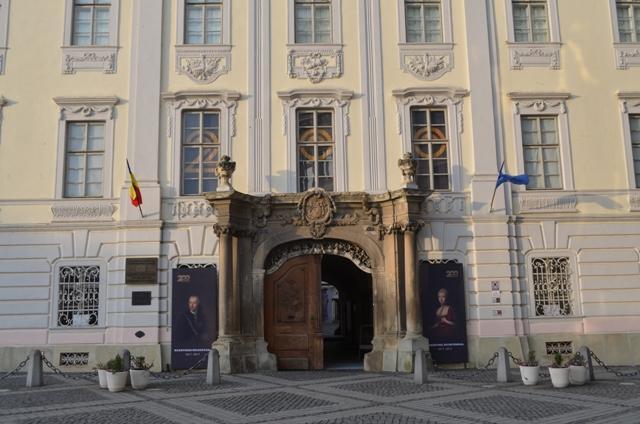 "Bicentenarul Muzeul National ""Brukenthal"","
