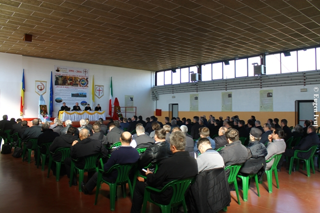 Adunarea Eparhiala a clerului Episcopiei Greco-Catolice de Oradea,