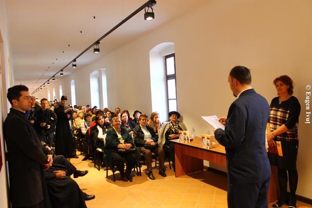 Vernisajul Expozitiei: Episcopia Greco-Catolica de Oradea-File de Istorie,
