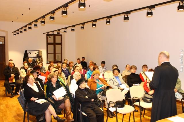 Exercitiile Spirituale ale Reuniunii Mariane Eparhiale,