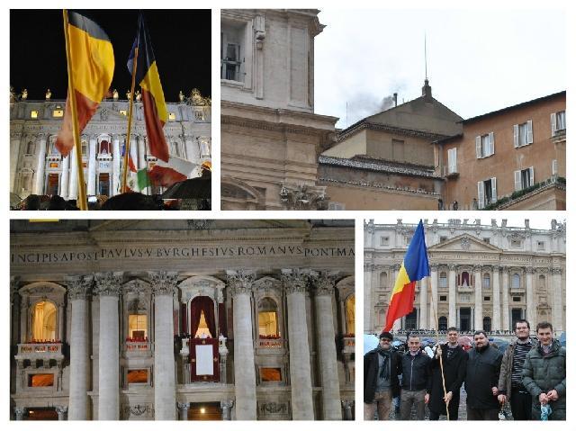 Patru ani de la alegerea Papei Francisc,