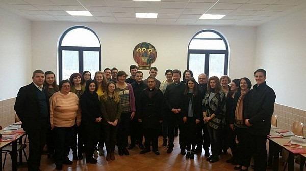 Reuniunea Consiliului National al Actiunii Catolice la Snagov,