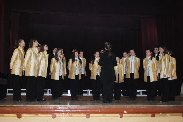 Concert ecumenic la Liceul Teologic Greco-Catolic din Oradea,