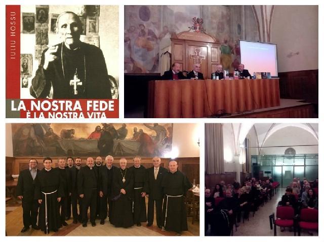 PS Florentin la lansarea la Padova a editiei în italiana a memoriilor Cardinalului Iuliu Hossu,