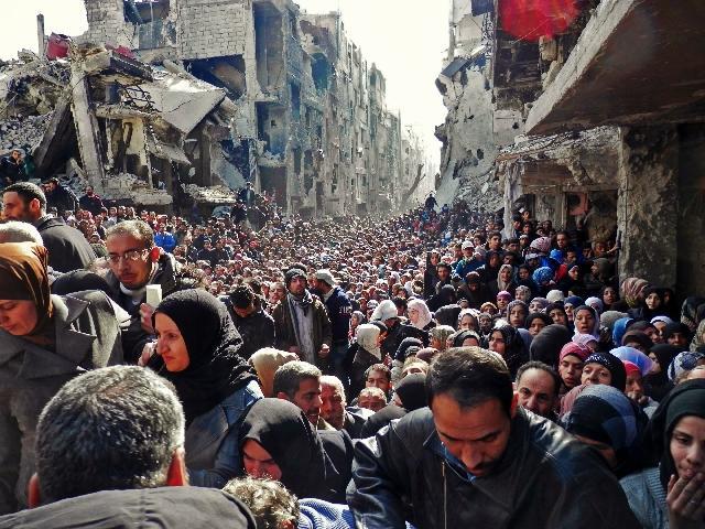 Sase ani de începutul razboiului în Siria,