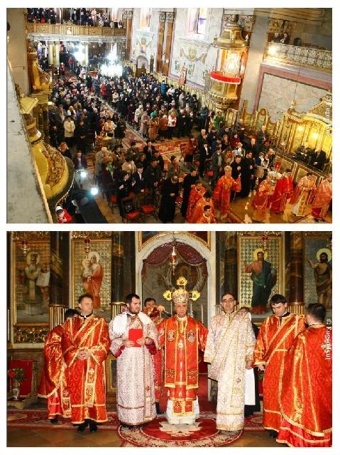 Întâlnirea Eparhiala a Familiilor si hirotonire de diaconi la Oradea,