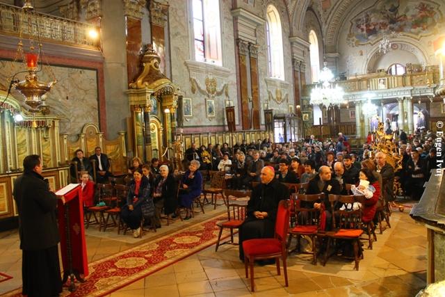 Conferinta Parintelui Mihai Vatamanelu sustinuta la Întâlnirea Eparhiala a Familiilor,