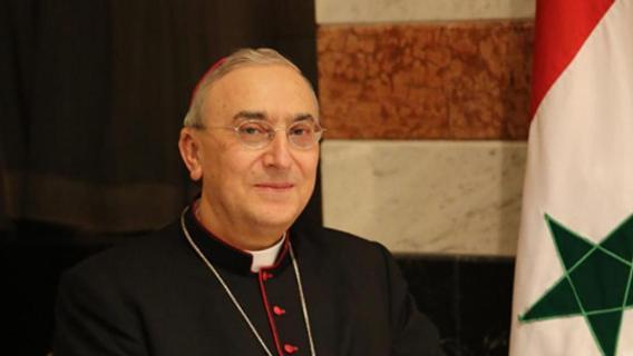 """Cardinal Zenari: """"Cine nu crede ca exista iad sa vina în Siria"""","""