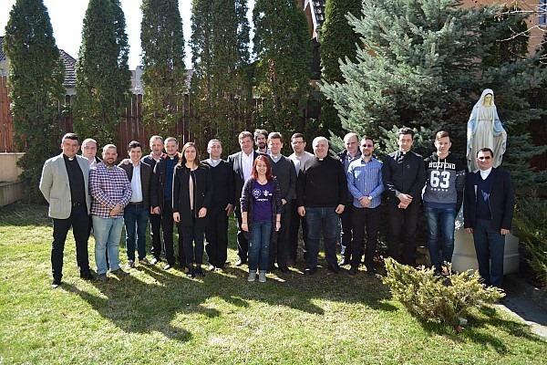 Întâlnirea Comisiei pentru Pastoratia Tineretului din cadrul Conferintei Episcopilor Catolici din România,