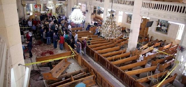Papa s-a rugat pentru victimele noului atac asupra coptilor din Egipt,