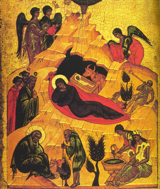 Scrisoare Pastorala la sarbatoarea Nasterii Domnului 2010,