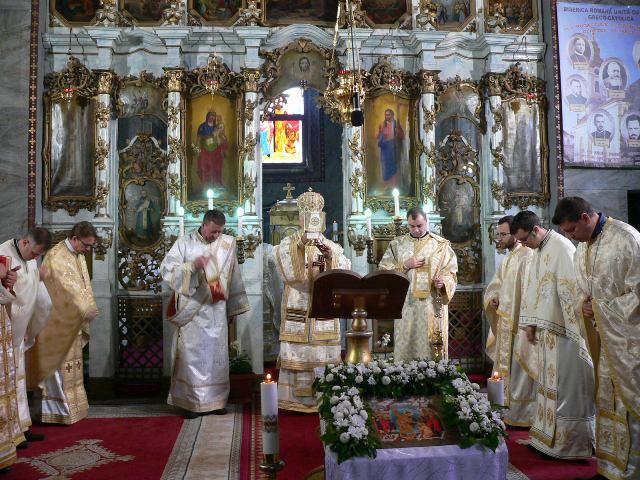 Hramul Bisericii Seminarului,