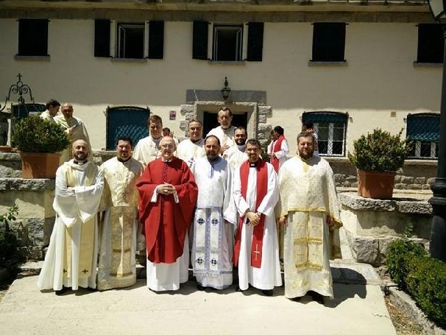 Catolici orientali în Spania,