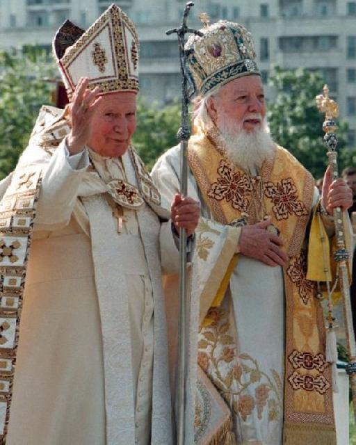 """""""Aceasta Românie este încredintata mâinilor voastre"""" – 18 ani de la vizita Papei Ioan Paul al II-lea în România,"""