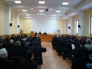 """""""Adunarea eparhiala a Episcopiei Române Unite cu Roma, Greco-Catolica, de Oradea"""","""
