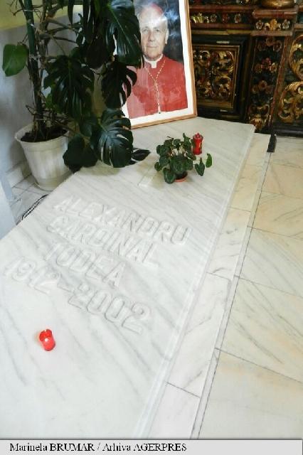 15 ani de la moartea cardinalului Alexandru Todea,