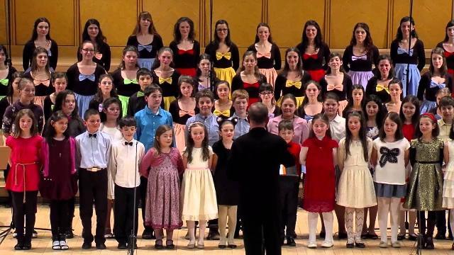 Peste 400 de copii vor cânta sâmbata la Gala Cantus Mundi de la Oradea,