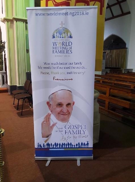 """Conferinta la Dublin: """"Pregatirea si sprijinirea casatoriei în Amoris Laetitia"""","""