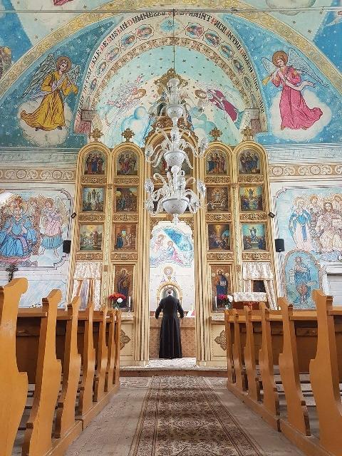 Vizita Preasfintitului Parinte Virgil în Parohii,
