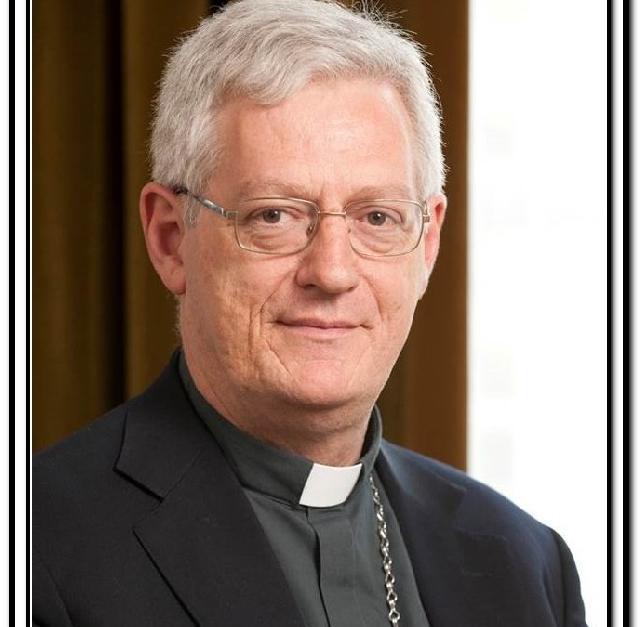 """A trecut la Domnul episcopul Leon Lemmens, fost rector al Colegiului Pontifical Pio Romeno"","