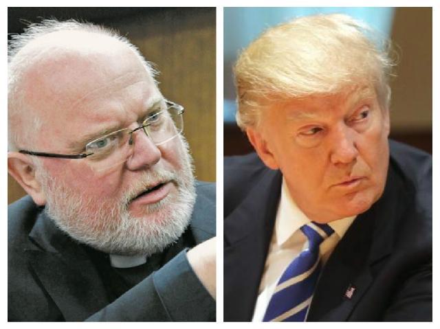 Cardinalul Marx despre retragerea presedintelui Trump,