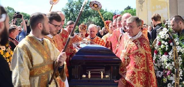 """""""Cardinalul Lubomyr Husar, un maestru de întelepciune"""","""