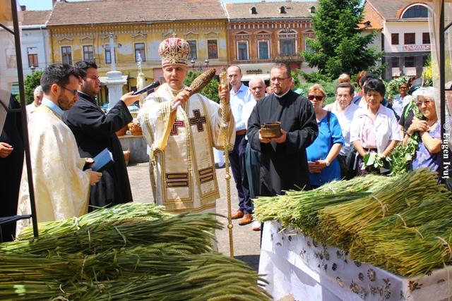Sarbatoarea Rusaliilor – hramul catedralei greco-catolice din Lugoj,