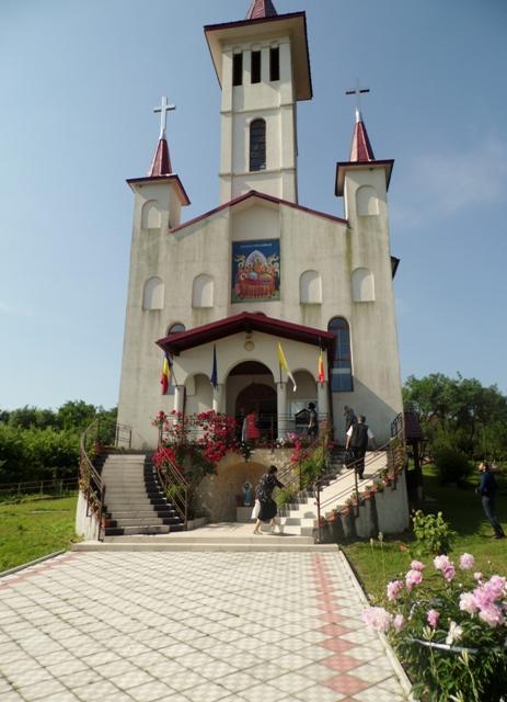 Al doilea hram pentru Biserica din Chilioara,