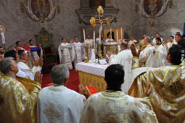Hirotonire de preoti în Catedrala Sfântul Nicolae,