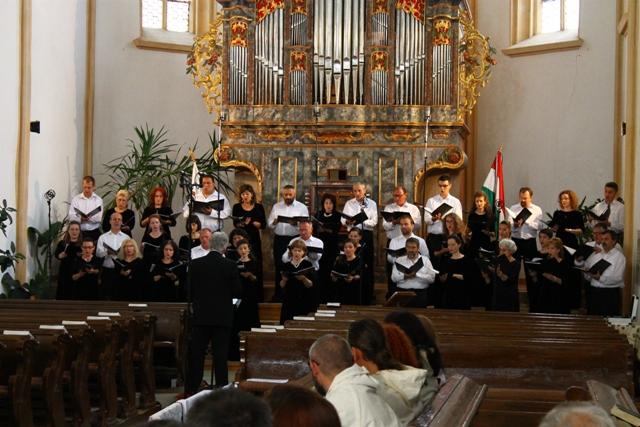 Concert coral extraordinar la Târgu Mures,
