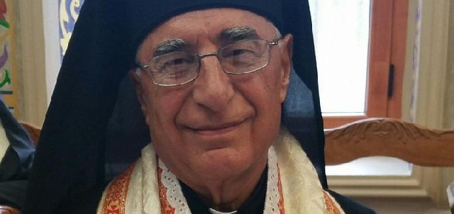 Youssef Absi a fost ales ca Patriarh al Bisericii Greco-Catolice Melchite Patriarhul Youssef Absi,
