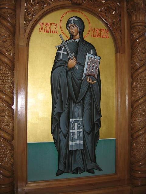Sfânta Macrina,
