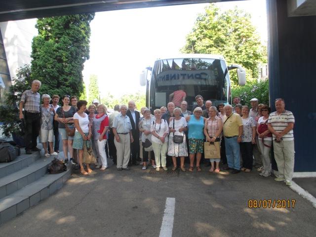 Parohia Strebersdorf din Viena în Oradea între 4-8 iulie 2017,