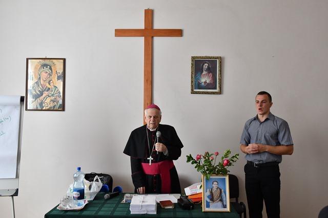 S-a încheiat etapa eparhiala a procesului de beatificare a servei lui Dumnezeu Rafila Galut: fecioara stigmatizata de la Bocsig,