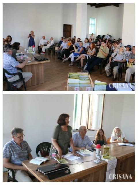 În saptamâna zilei aniversare a poetului Gheorghe Vidican – S-a lansat volumul Pivnita din Horn,
