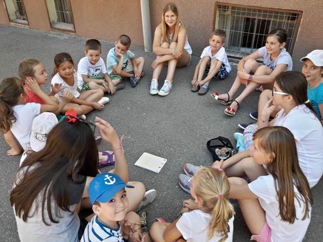 Scoala de vara la Liceul Greco-Catolic din Oradea,