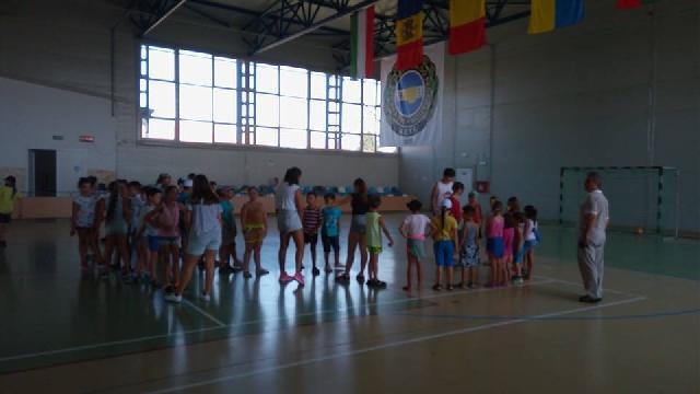 """""""Jocuri de vara pentru copii, alternativa recreativa si educativa, organizate de Episcopia greco-catolica"""","""