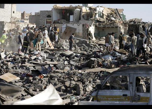 """Yemen, o tara în descompunere. Apel la solidaritate adresat crestinilor de mons. Hinder"","