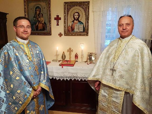 Sfânta Liturghie la Habic,